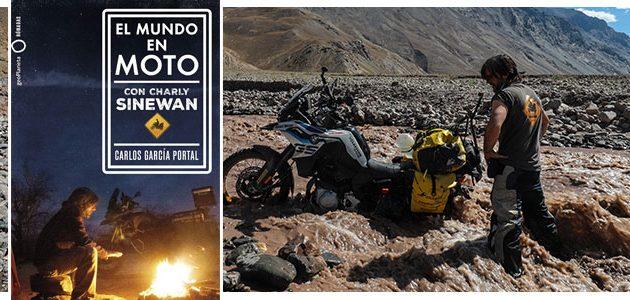 """""""El mundo en moto con Charly Sinewan"""", nº 1 de ventas"""
