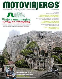 Nº 53 - Junio 2019 Revista Motoviajeros: Especial Aldeas Históricas de Portugal