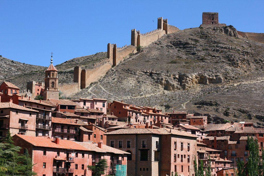 Rally Mototurístico Camino del Cid: Albarracín.