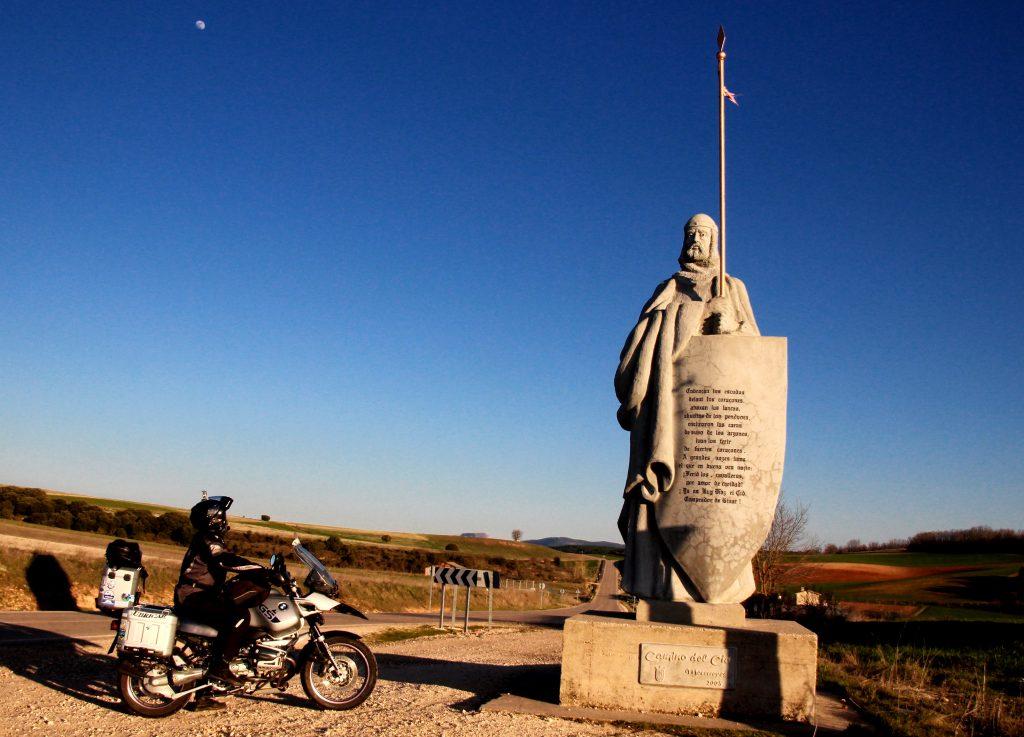 I Rally Mototurístico Camino del Cid.