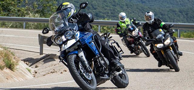 Costa Brava y Pirineos, escenario de la Crom Ride