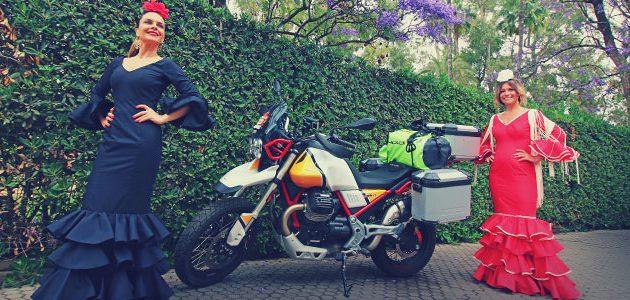 Prueba Moto Guzzi V85TT: ¡Olé!