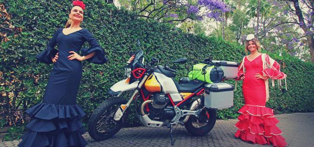 Moto Guzzi V85TT: ¡oléeee!