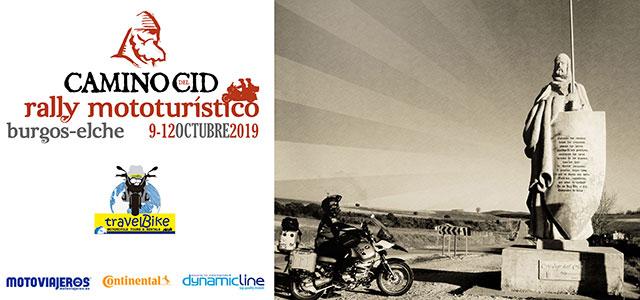 I Rally Mototurístico Camino del Cid