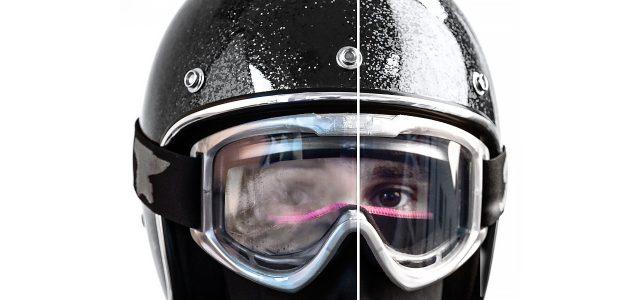 Muc-Off y… ¡adiós al empañamiento en el casco!