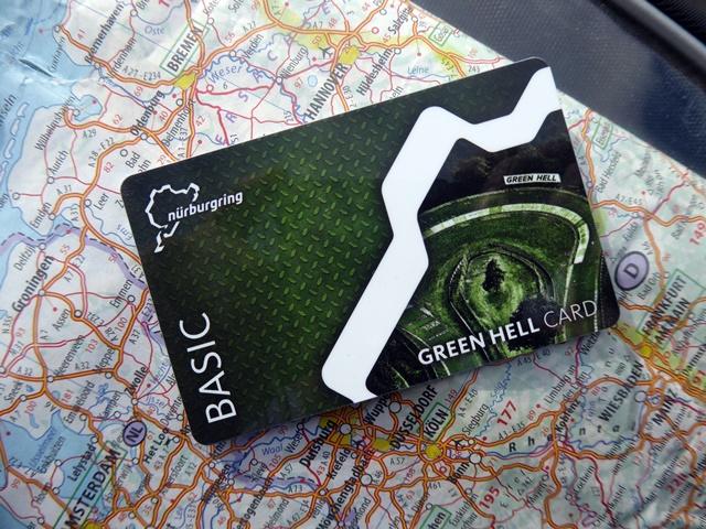 Nurburgring, una vuelta en el infierno verde.