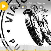 Entrevista en Viajo en Moto, con Miquel Silvestre