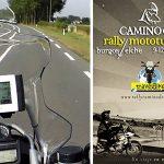 El Rally Mototurístico Camino del Cid, con roadbook o GPS