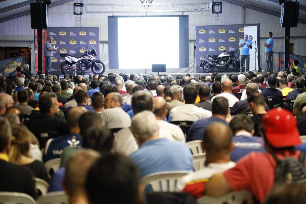 El Rodibook contó con la participación de más de 900 pilotos.