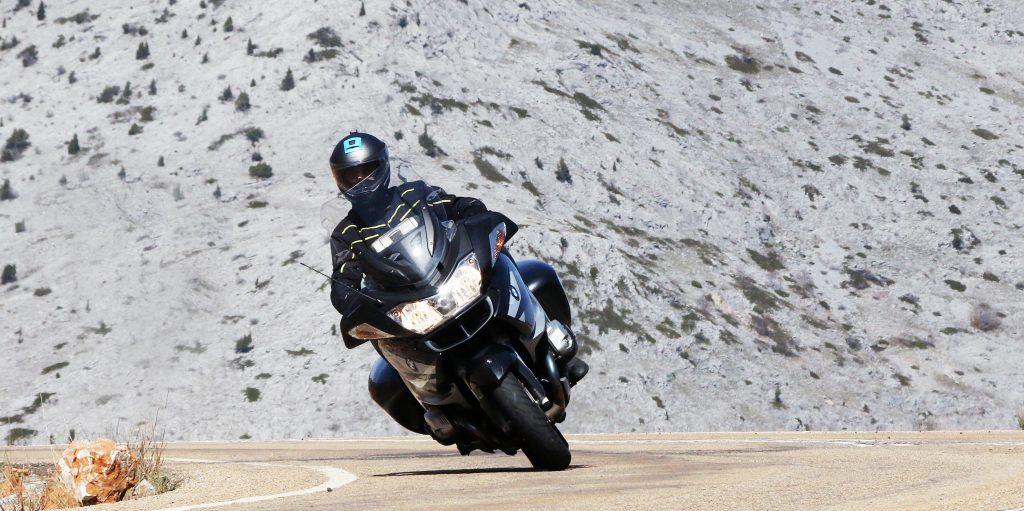 Contiroadattack3, el neumático sport touring de Continental.