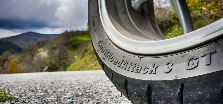 ContiRoadAttack 3, el neumático touring