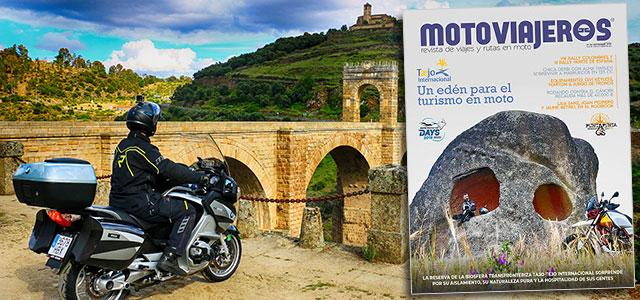Septiembre 2019 // Nº 55 Revista Motoviajeros