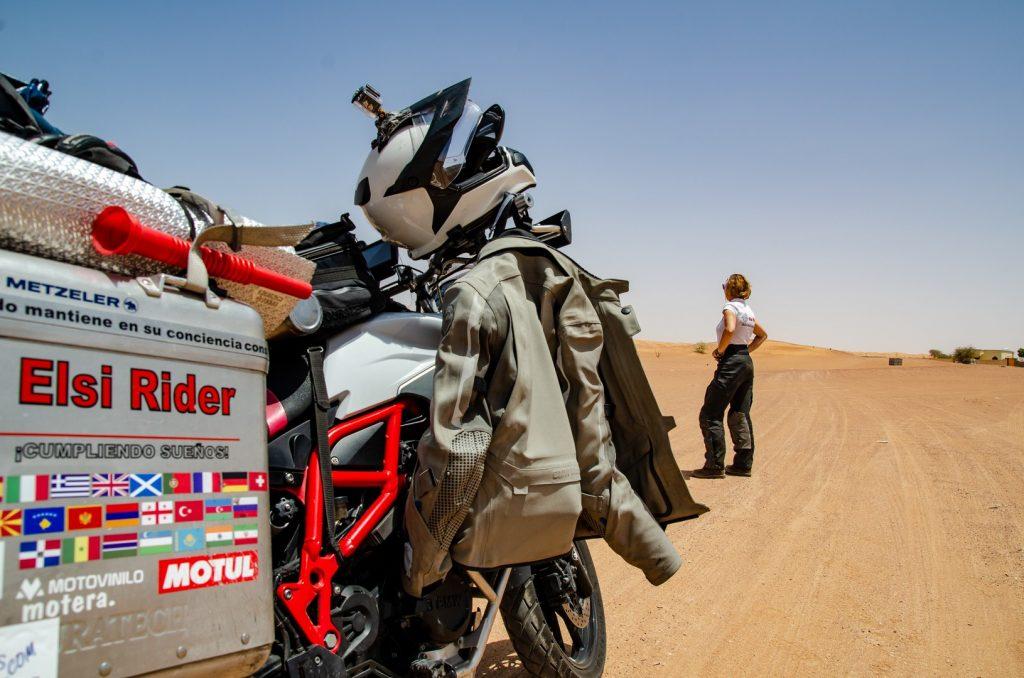 Desierto de Arabia.