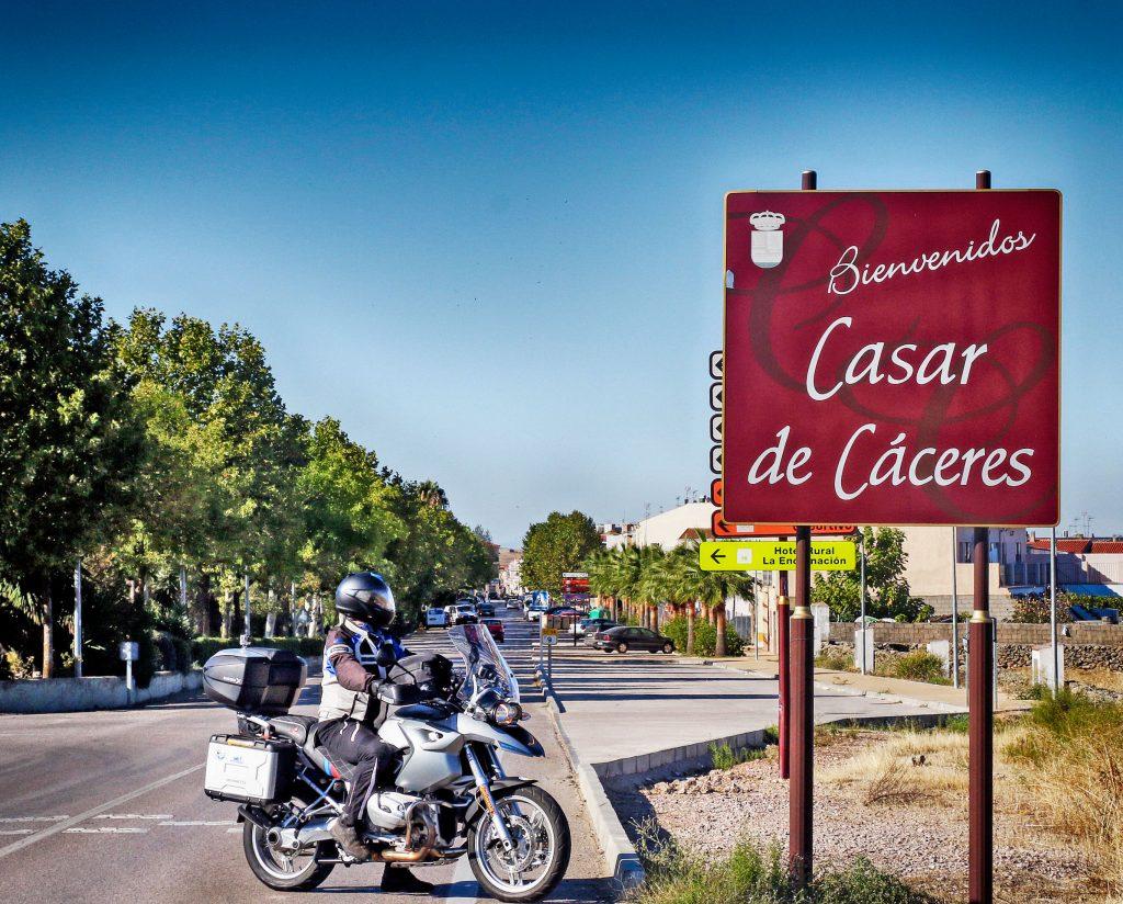 Casar de Cáceres, cuna de la apreciada Torta del Casar.