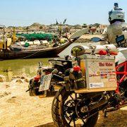 Akitil, el viaje de Elsi Rider a la Península Arábiga