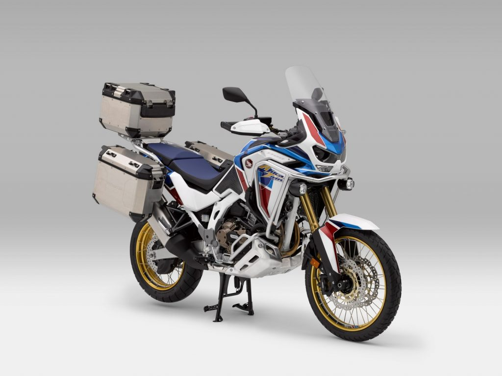 Honda CRF1100L Africa Twin Adventure Sports Tricolor