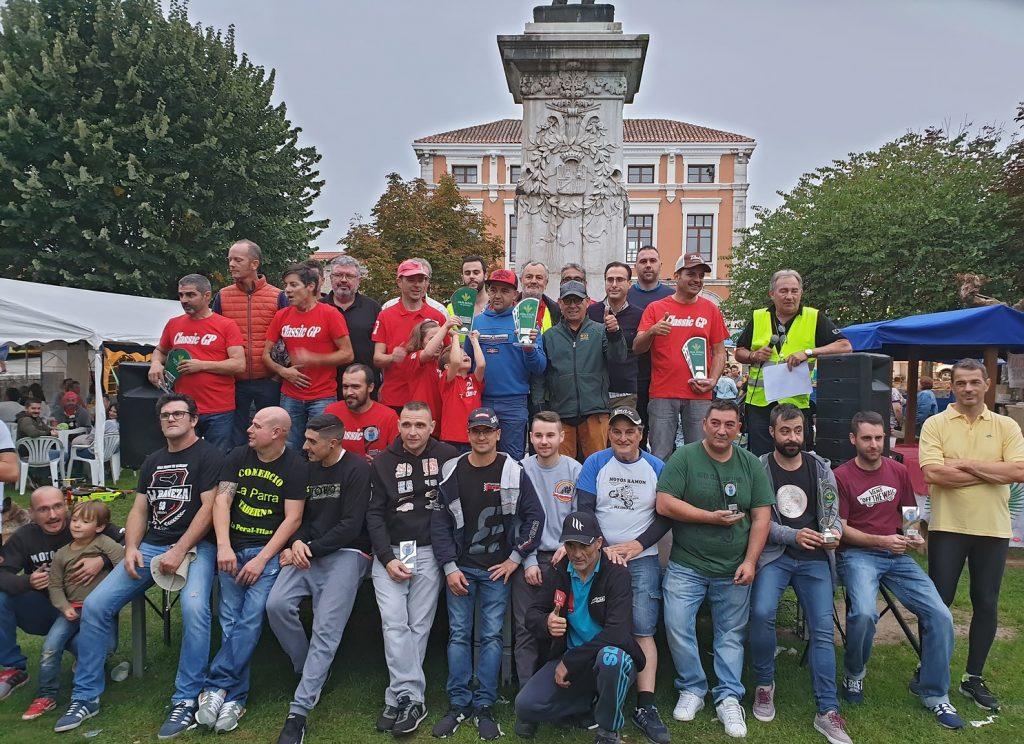 El motoclub Indianos organiza los eventos de Colombres.