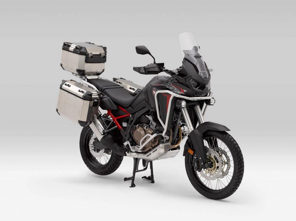 Honda presenta las CRF1100L Africa Twin y Africa Twin Adventure Sports.