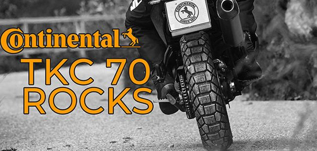 Continental TKC 70 Rocks: evolución off road