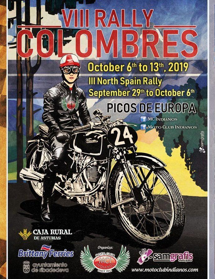 Colombres, capital de las motos clásicas