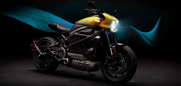 LiveWire, la moto eléctrica de Harley Davidson