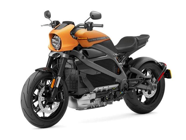 LiveWire, la primera moto eléctrica de Harley-Davidson.