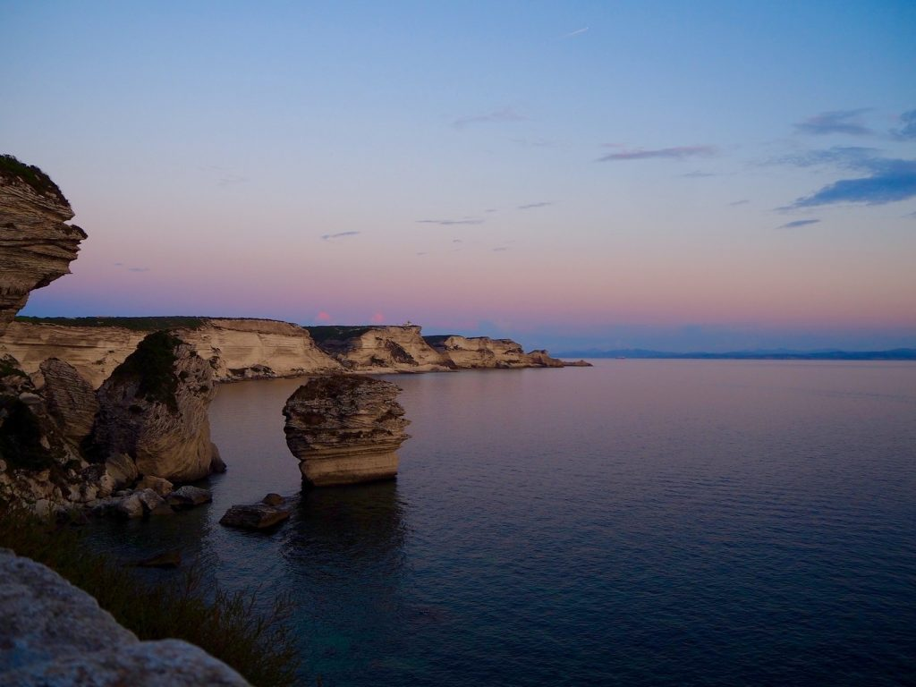 Córcega, la isla de la belleza.