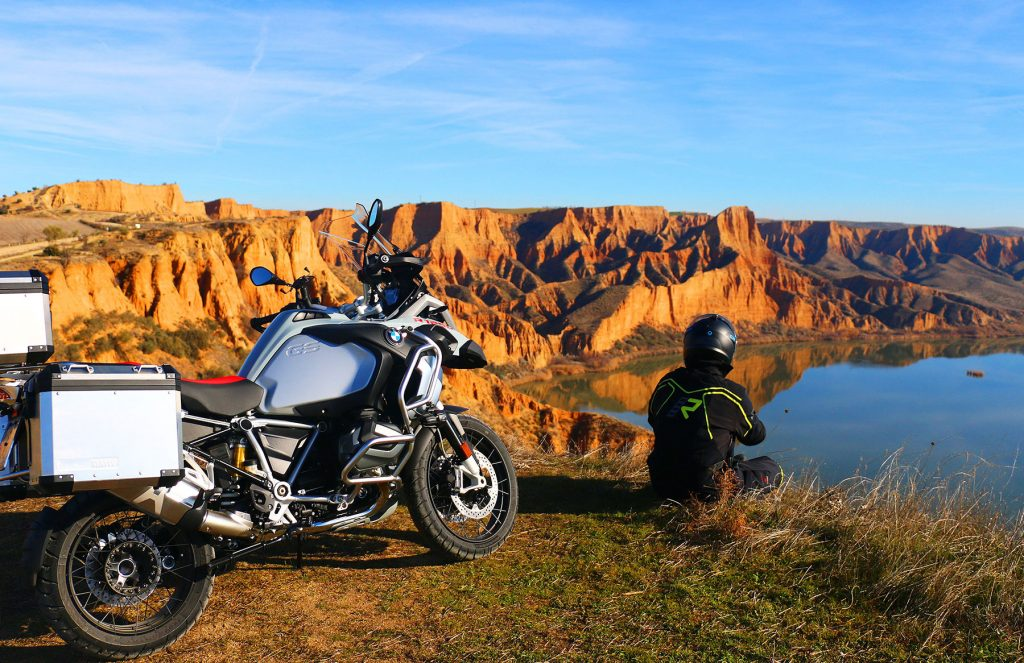 BMW R1250 GS Adventure.