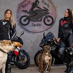 Calendario solidario de Biker Girls Spain