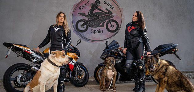 Calendario solidario de Biker Girls Spain