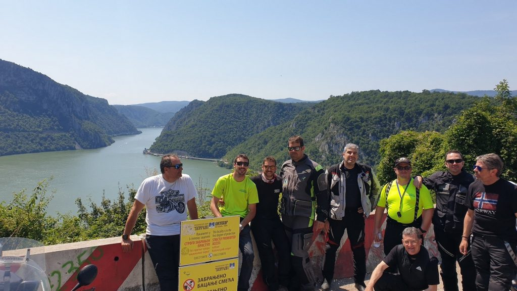 Fiordos del Danubio.
