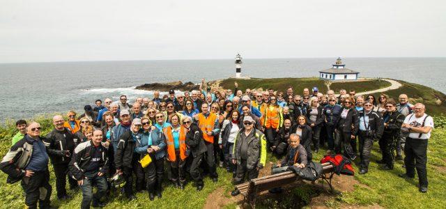 Club de motos BMW de España: 25 años de acción
