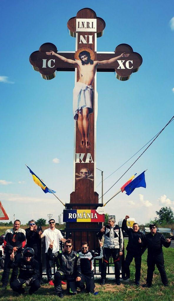 Entrando a Rumanía.