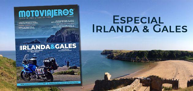 Febrero 2020 // Nº 60 Revista Motoviajeros: Especial Irlanda & Gales