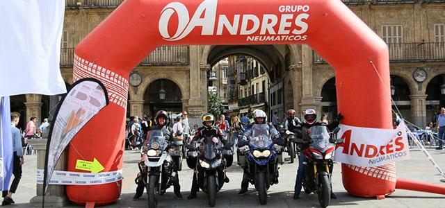 Ciudad Rodrigo abrirá las pruebas del Andrés Trophy