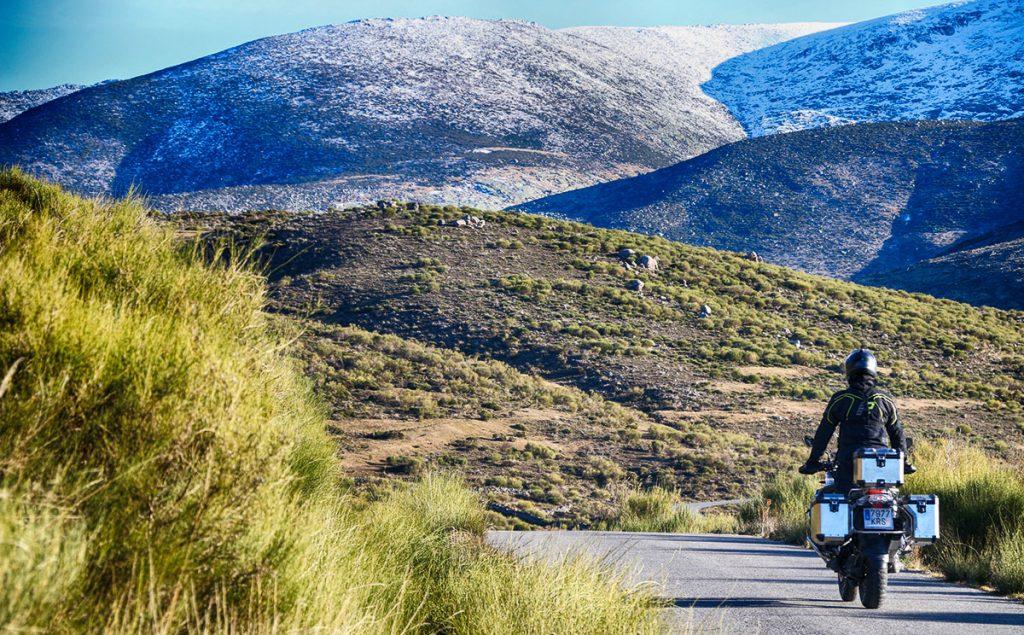 BMW R 1250 GS Adventure: make life a ride. Literal.