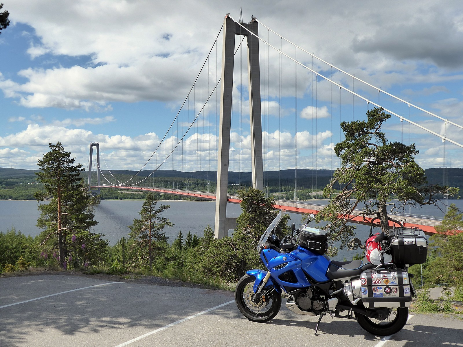 Puente höga kusten