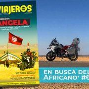 Marzo 2020 // Nº 61 Revista Motoviajeros: Túnez en moto