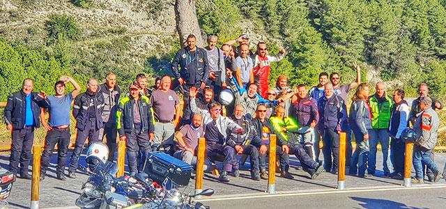 II Encuentro Moto Viajeros Levante 2019