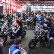Motorama Madrid registró más de 28.000 visitas