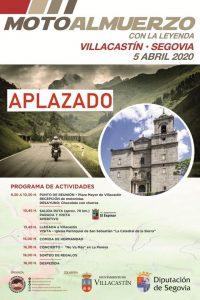El Moto Club La Leyenda Continúa aplaza todas sus actividades previstas para los meses de marzo y abril hasta nuevo aviso