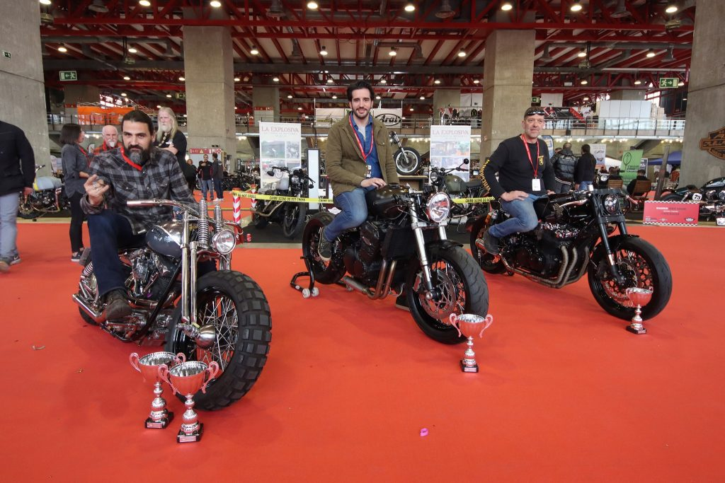 Madrid Bike Show de Motorama