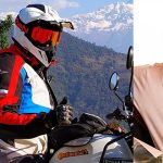 Fallece el motoviajero Pedro Sancho Mañanet en Nepal