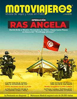 Operación Ras Angela: Túnez en moto.