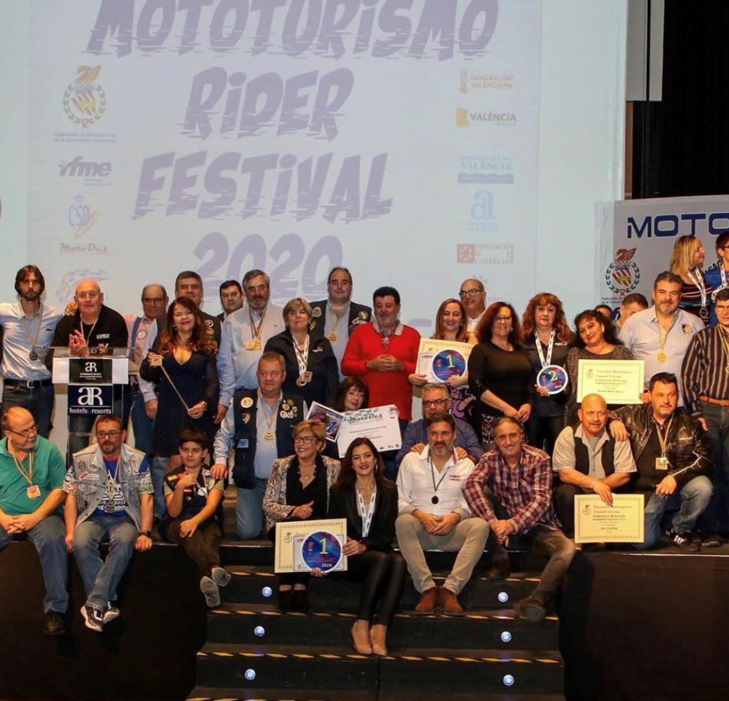 Mototurismo Rider Festival 2020.