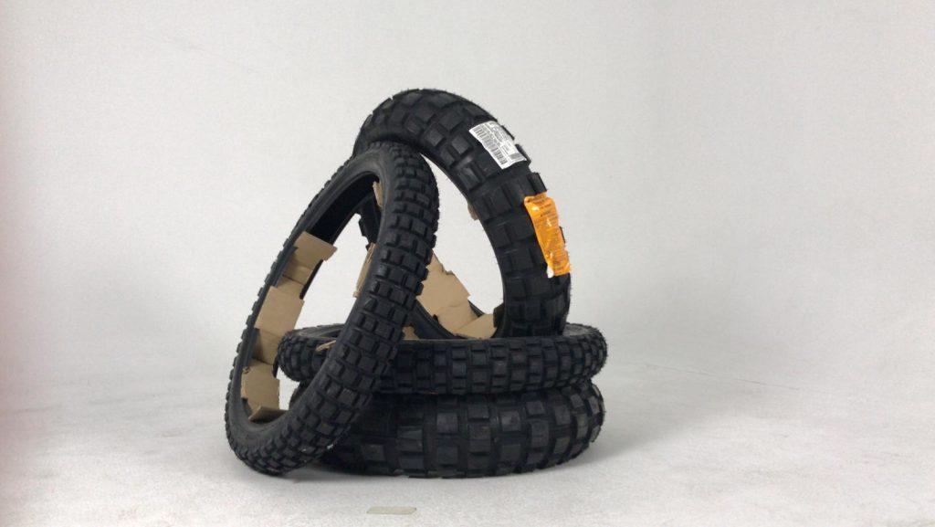 Neumáticos Continental TKC 80.