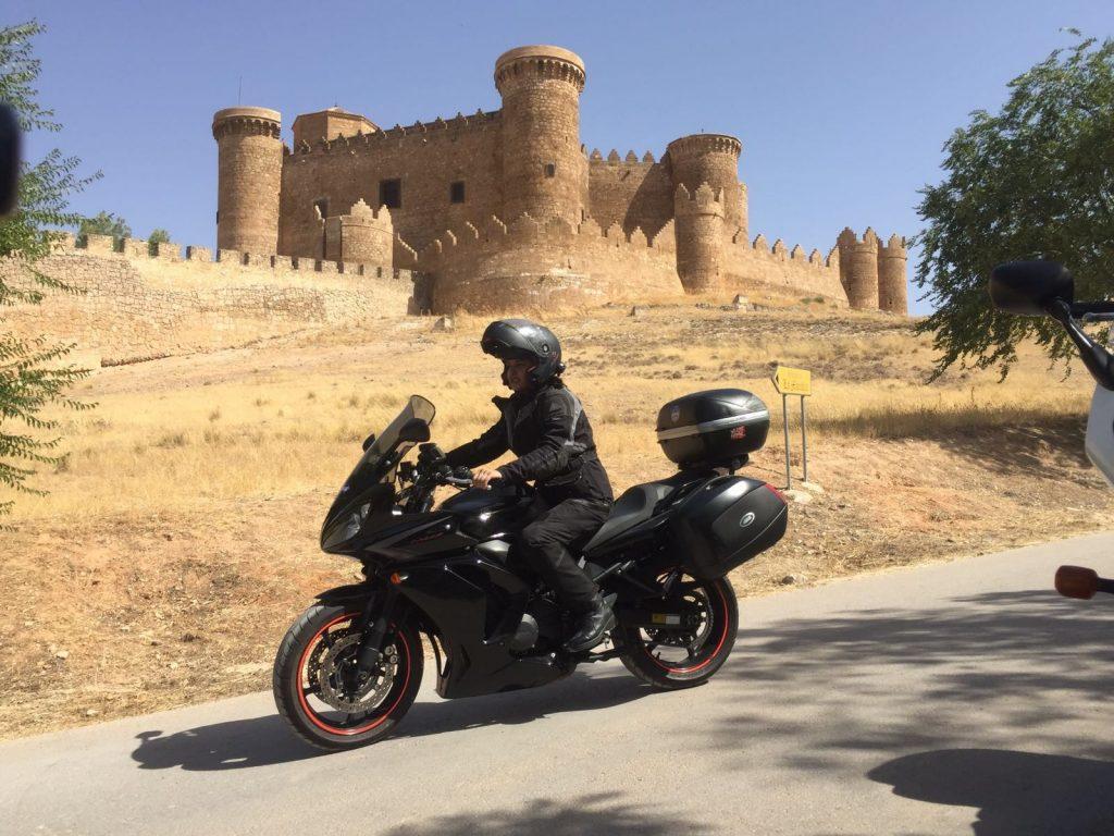 Los castillos, una de las pasiones de la valenciana.