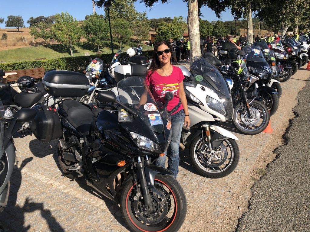 Toda una vida dedicada a la moto.