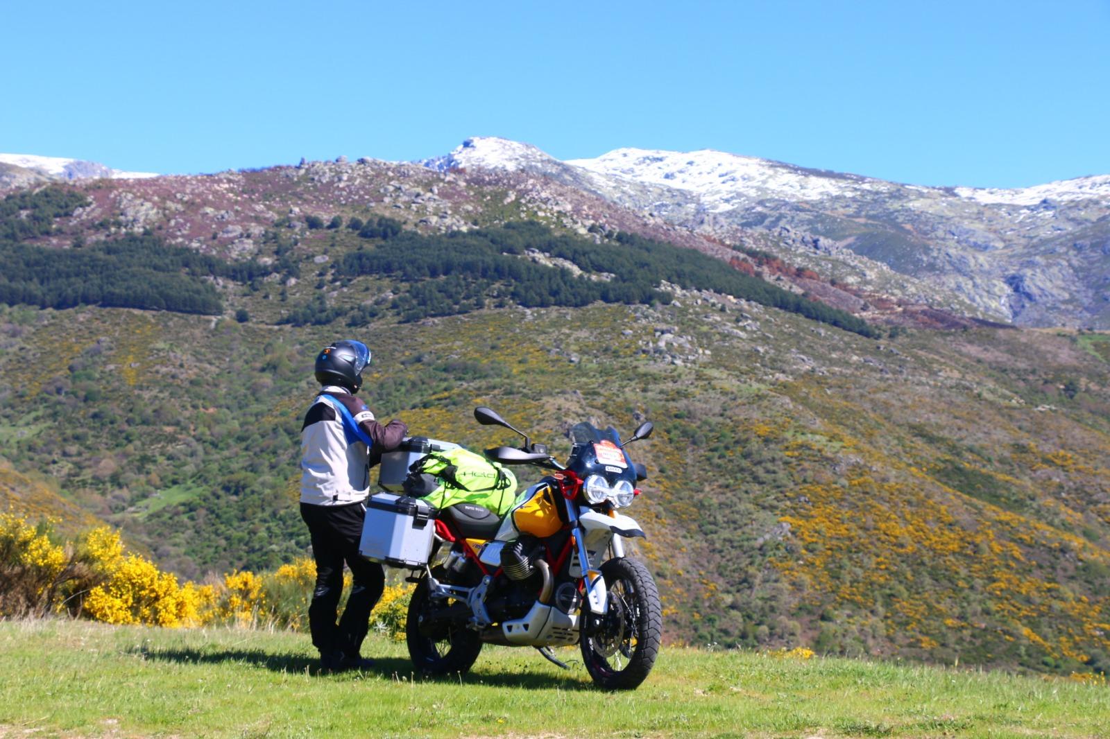 Copa de España de Mototurismo Adventure (CEMA).