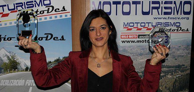 Joana F. Chacón, una mujer de campeonato